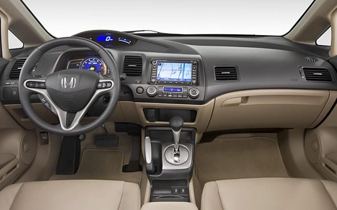 El Nuevo Honda Civic 2011