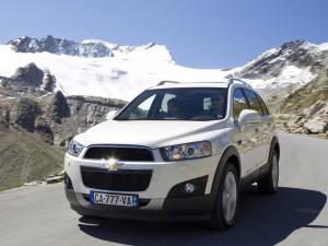 Chevrolet Captiva 2011: Un atractivo modelo de Chevrolet para el 2011