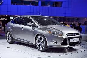 Ford Focus 2012: Un auto increíble de Ford