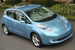 Nissan Leaf: Un auto eléctrico para cuidar el medio ambiente