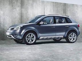 Renault Koleos: Un auto rápido y económico de Renault