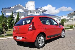 Renault Sandero 2012: El nuevo auto ecológico de Renault