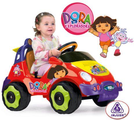 Auto de Dora la Exploradora