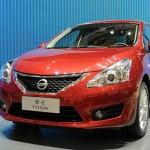 Nissan Tiida Argentina 2012
