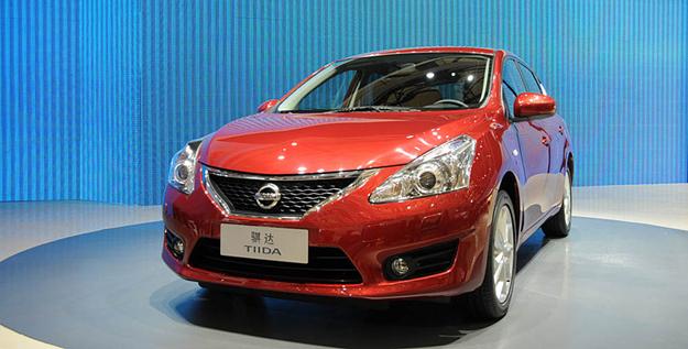 Nissan Tiida 2012 en Argentina