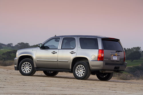 Tahoe 2011, otro gran auto de Chevrolet
