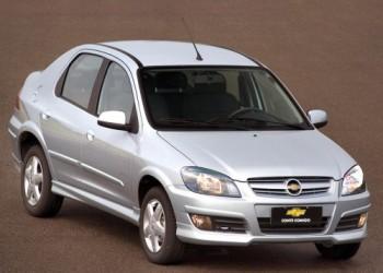 Chevrolet Prisma 2011, diseño, elegancia y sencillez