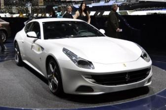 Ferrari FF 2012, un coche deportivo y lujoso