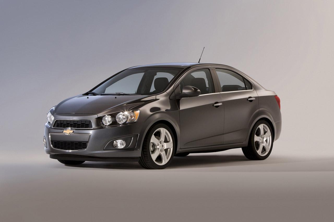 Chevrolet Sonic 2012, producido en México