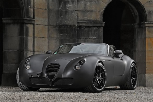 Wiesmann MF5 Black Bat 2012