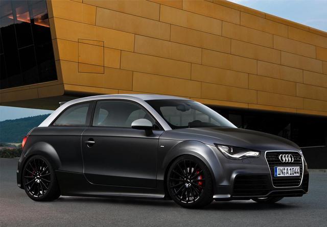 Audi RS1 2012 – Nuevas fotos
