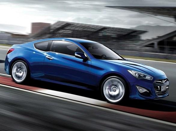 Hyundai Genesis 2013, el nuevo modelo de Hyundai