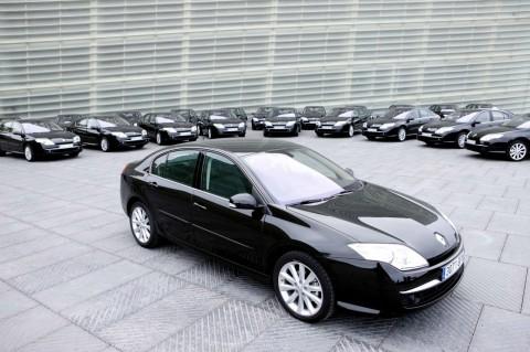 Renault Laguna 2012, renovado modelo de Renault