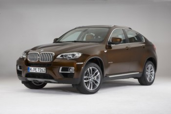 BMW X6 2012, un nuevo popular crossover de Alemania