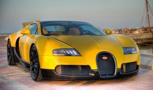 Bugatti Veyron Gran Sport, un coche deportivo con grandes atractivos