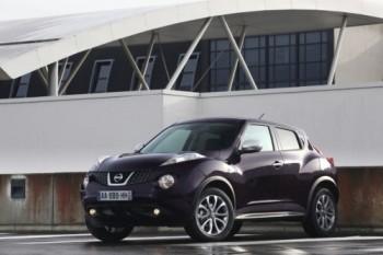 Nissan Juke Shiro 2012, nueva tonalidad lila para el Nissan Juke