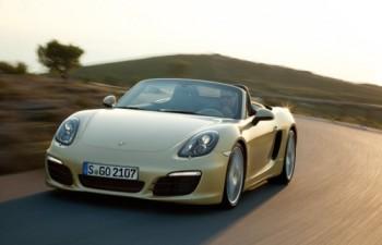 Porsche Boxster 2012, cambio de estilo para el 2012