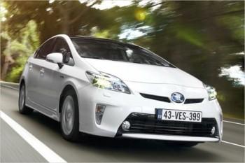 Toyota Prius 2012, actualización en diseño para Toyota Prius