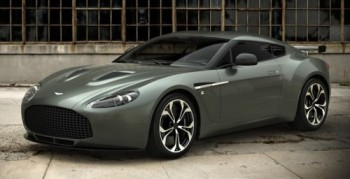 Aston Martin V12 Zagato, un coche superdeportivo de 400.000 euros