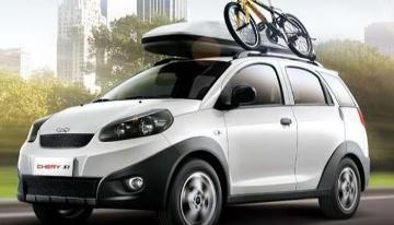 Chery Camioneta x1 2012, camioneta para todos los terrenos