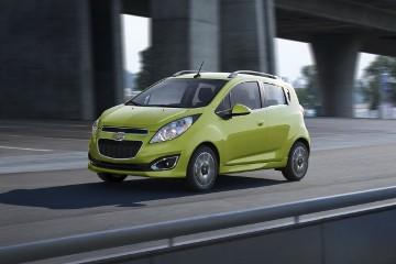 Chevrolet Spark 2012, un auto para la ciudad