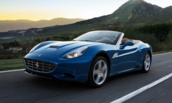 Ferrari California 2012