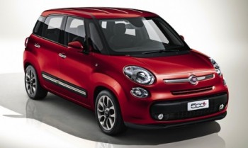 Fiat 500L, un coche familiar con hasta 7 plazas