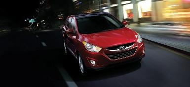 Hyundai Tucson 2012, elegancia con pocas curvas