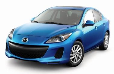 Mazda 3 2012, un auto compacto para un público juvenil