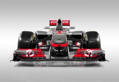 McLaren MP4-27, el nuevo automóvil de McLaren para la F1 2012