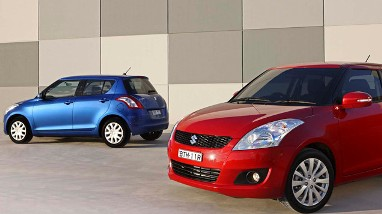 Nissan Swift 2012