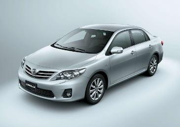 Toyota Corolla 2012, diseño y comodidad en todas sus partes