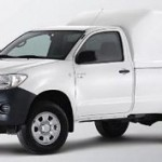 Toyota Hilux Cover 2012