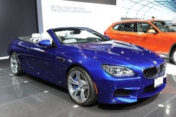 BMW M6 Convertible 2012, un automóvil con estilo y potencia