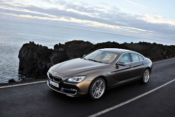 BMW Serie 6 Gran Coupe 2013