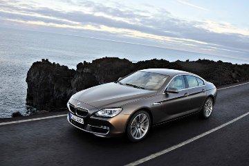 BMW Serie 6 Gran Coupe 2013, un auto deportivo de alta gama
