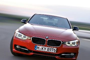 BMW Serie 3 2012, cambios en el diseño y aumento de potencia