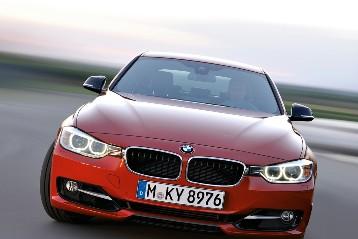 BMW Series 3 2012