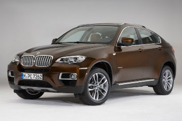 BMW X6 2013, un Coupé Sports Activity