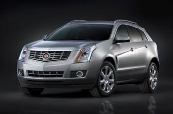 Cadillac SRX 2013, un nuevo crossover de Cadillac