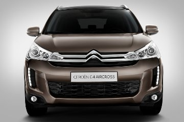 Camionetas Citröen potencia y elegancia en la C4 Aircross 2013