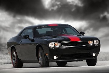Dodge Challenger Rally Redline 2012