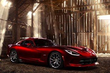 Dodge SRT Viper GTS, un llamativo auto deportivo