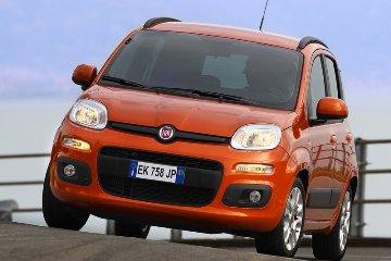 Fiat Panda 2013, un automóvil ideal para la ciudad