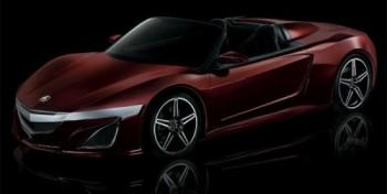 Honda NSX Convertible