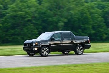 Honda Ridgeline Sport 2012, una camioneta deportiva con gran capacidad de carga