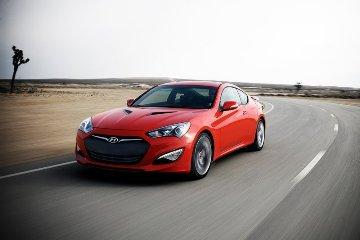 Hyundai Genesis Coupe 2013, un auto deportivo renovado