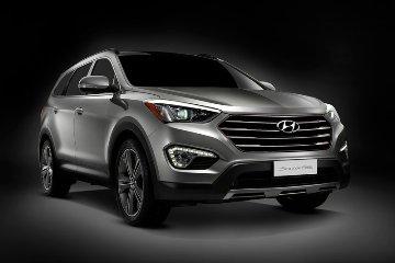 Hyundai Santa Fe 2013, renovación en el diseño y lo tecnológico
