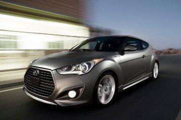 Hyundai Veloster Turbo, alta capacidad para una menor emisión de gases contaminantes