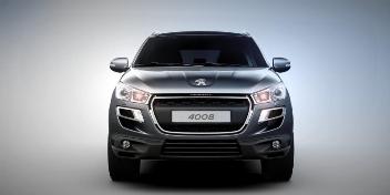 Peugeot 4008 2012, una camioneta con excelente diseño y mucha potencia